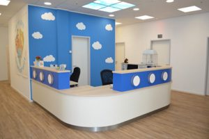 Umzug der Kinderarztpraxis in Langenhagen