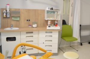 Praxiseinrichtung Labor