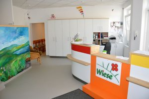 Anmeldebereich Kinderarzt