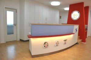 Anmeldetresen Kinderarzt