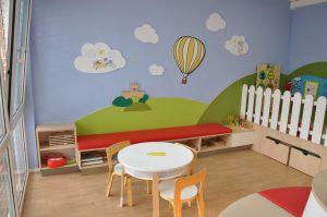 Warteraum Kinderarzt