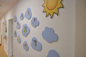 Kinderarzteinrichtung