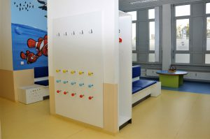 Garderobe Kinderarzt