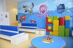 Sitzbänke Kinderarzt