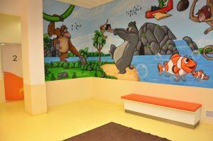 Sitzbank Kinderarzt