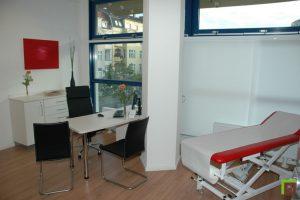 Um-/Ausbau Arztpraxis