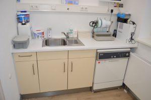Instrumentenaufbereitung Zahnarztpraxis