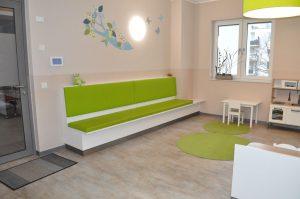 Sitzbank Wartezimmer