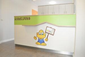Anmeldung Kinderarzt