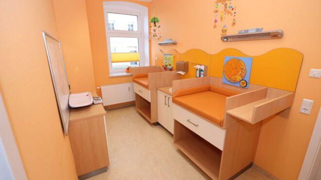 Kinderarztpraxis